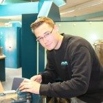 ALWA GmbH & Co. KG Auszubildender Feinwerkmechaniker Stefan Ebert